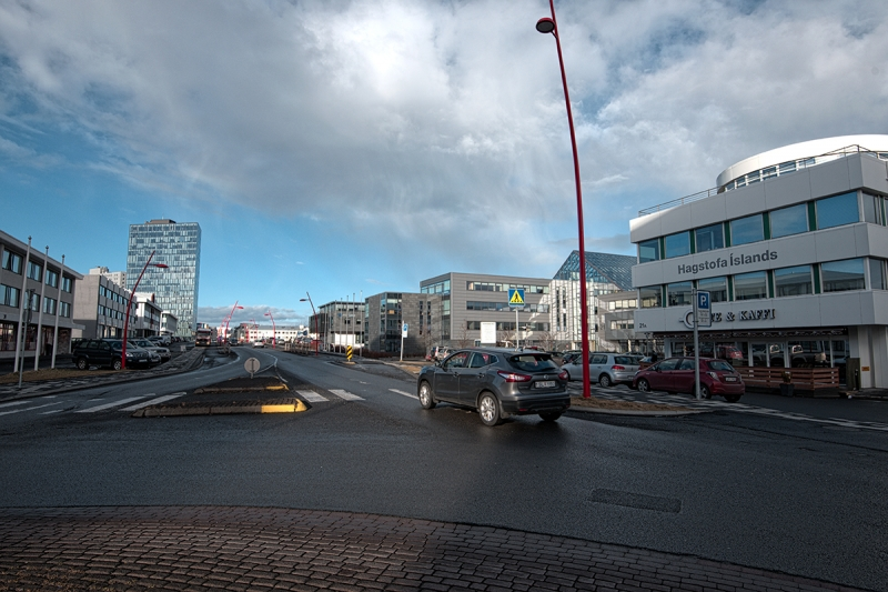 In the district, Laugardalur you will find one of the largest industrial and commercial areas in the city of Reykjavík.