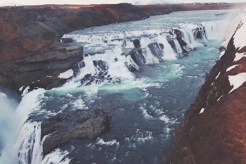Charles Schiele sent us this beautiful video from his road trip in Iceland.