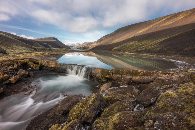 Iceland photo tour in highland