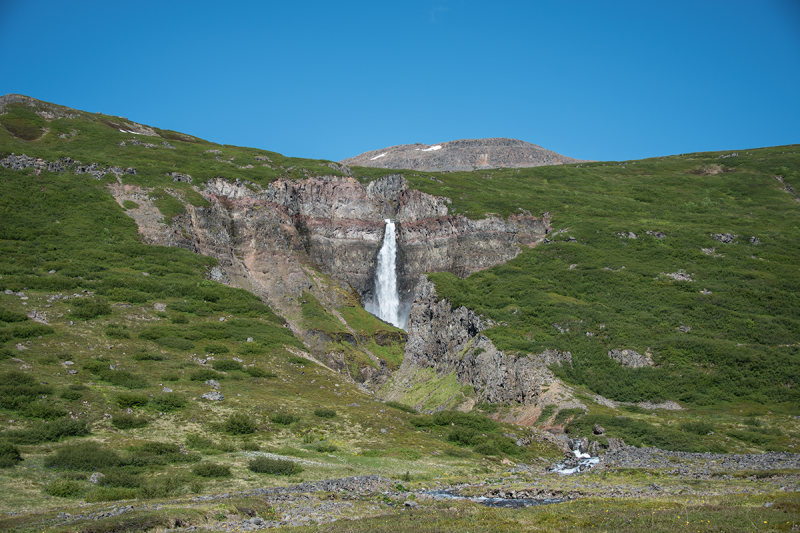 There are probably hundreds or thousands of waterfalls in Iceland