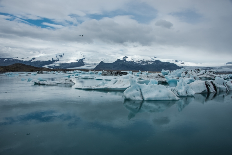 Jökulsárlón is a place you can visit at any season