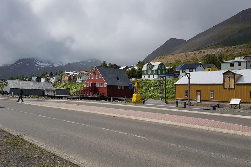 One of the fascinating museums in Iceland is The Herring Era Museum or Síldarminjasafnið in Siglufjörður in the Northern Region.