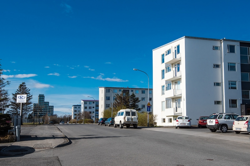 Háaleiti is a district that developed in Reykjavík from the early fifties up until the late nineties