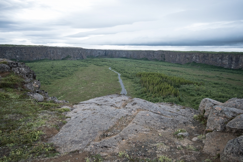 Ásbyrgi is easily accessible although in a considerable distance from the Ring Road or Road one in Iceland.