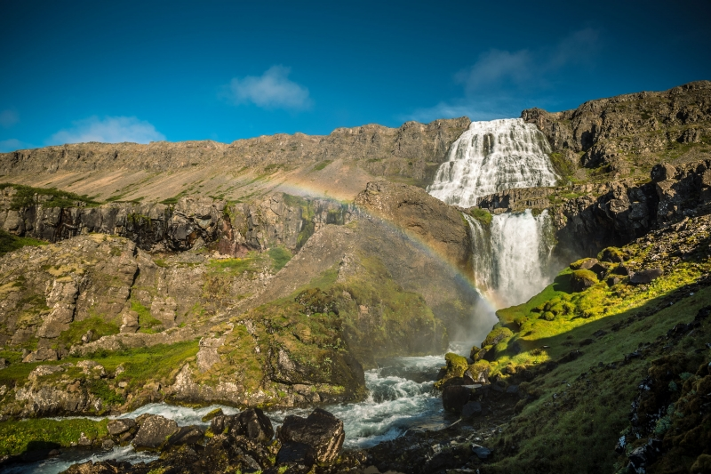 It is a lovely place to take a break when traveling the Westfjords