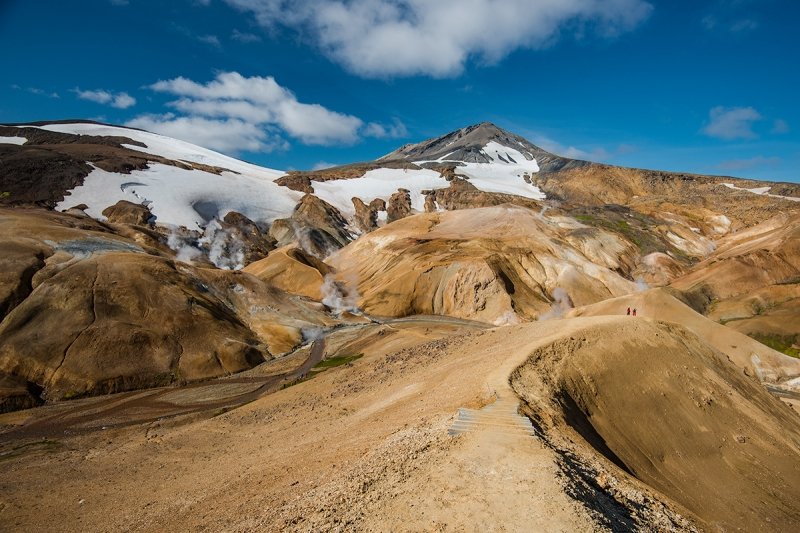 """Kerlingarfjöll """"The old woman's mountains, """" is an exciting place to visit in Iceland and a must, if you are planning to travel in the Highland and looking for things to do in the Highland."""