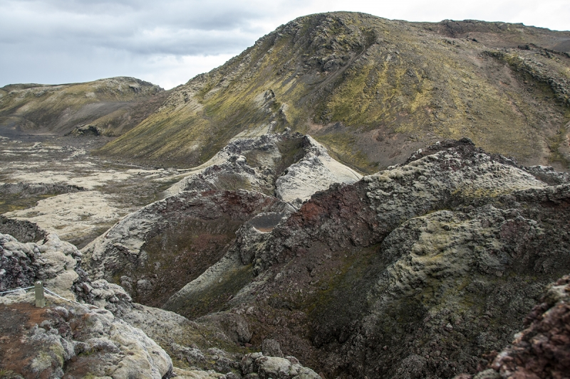Lakagígar formed in the biggest eruption in historical times