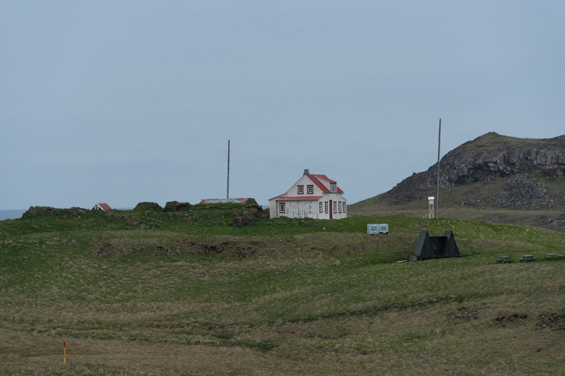 Papey (Friar's Island) is an island off the east coast, close to the Djúpivogur village.
