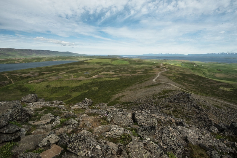 The Vatnsnes Peninsula is a bit underestimated by the Icelanders, claiming it doesn't hold any natural wonders.
