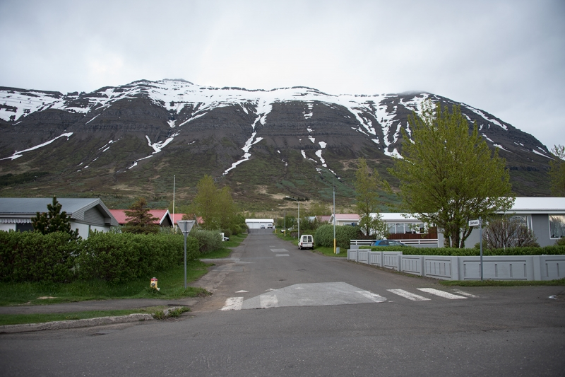 Neskaupstaður is a small town in the Eastern Region in Iceland