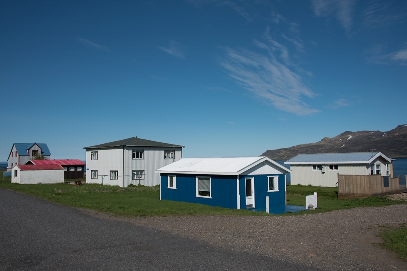 Borgarfjörður eystri  is a tiny village in the Eastern Region in Iceland