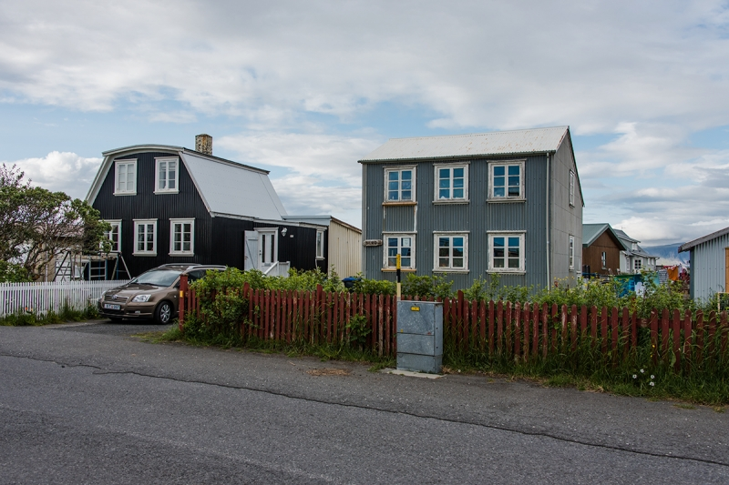 Eyrarbakki is a tiny village in the Southern Region in Iceland