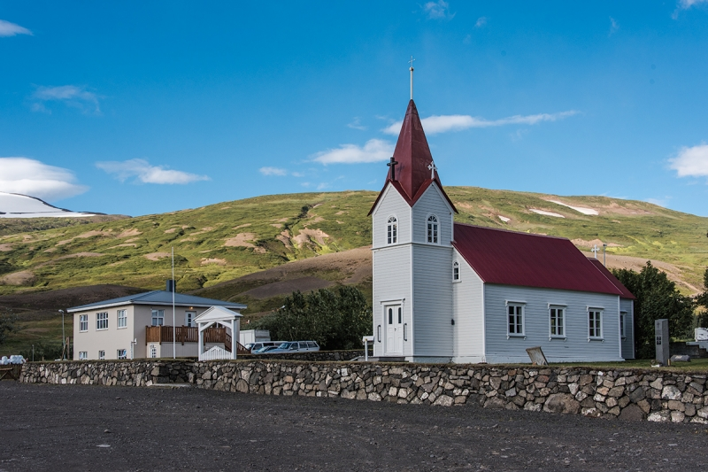 Grenivík is a tiny village in the Northern Region in Iceland