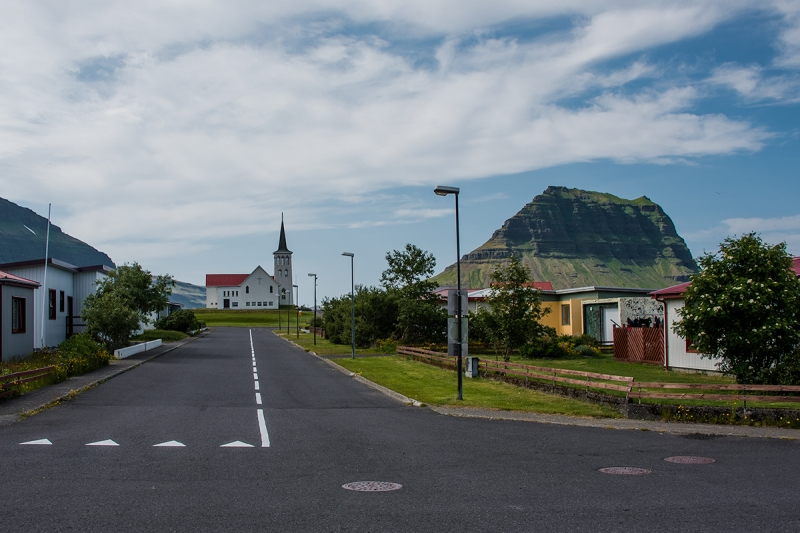 Grundarfjörður is a town in the Snæfellsnes peninsula the Western Region in Iceland