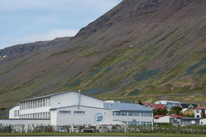 Bolungarvík is a small town in the West Fjords in Iceland