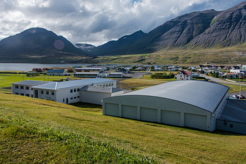 Ólafsfjörður has excellent sports and recreational facilities