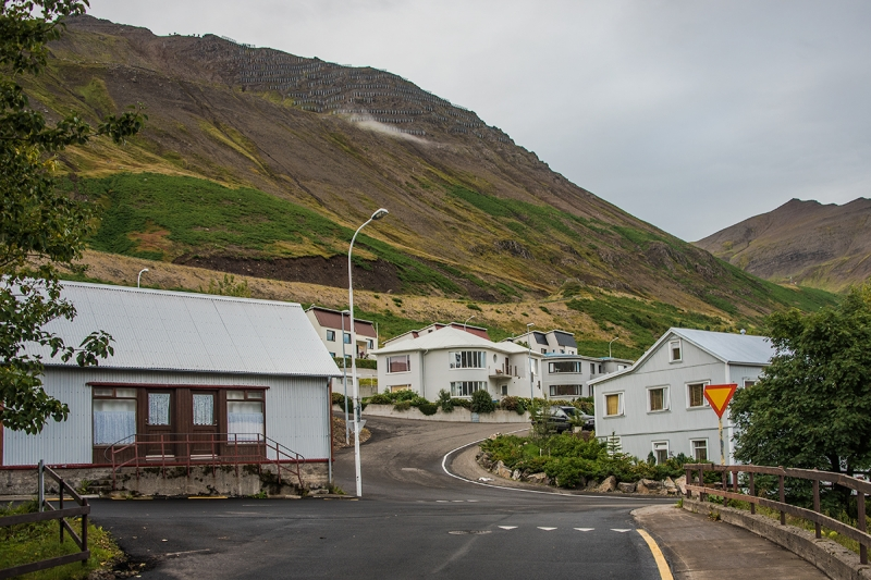 There are also many interesting old houses in Siglufjörður