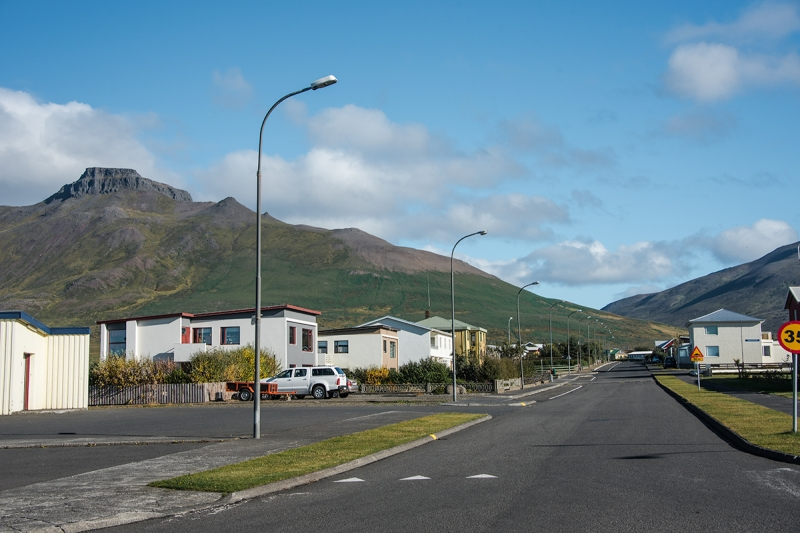 Skagaströnd is a village in the Northern Region in Iceland
