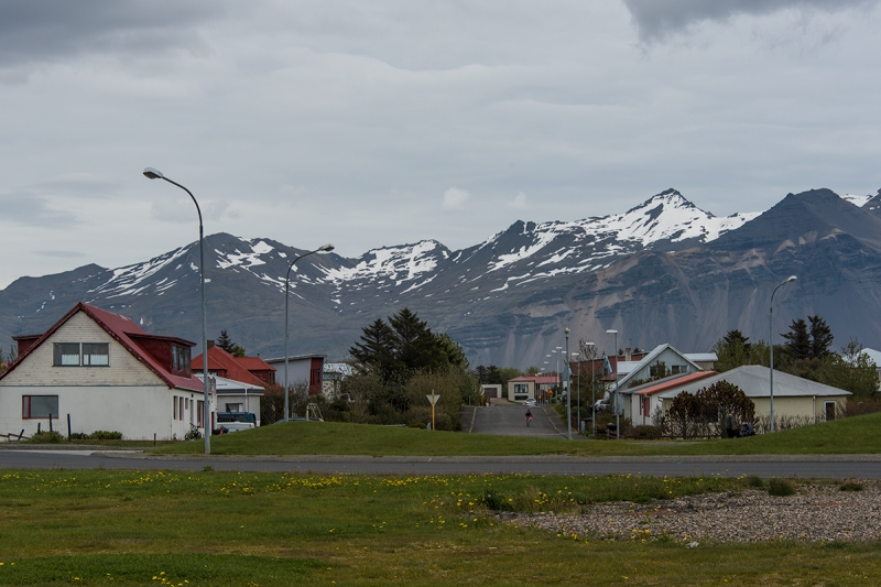 Höfn is a town in the Southern Region in Iceland