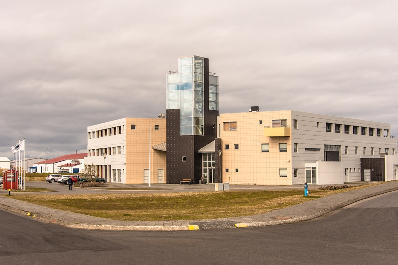 A new center in Sandgerði in Iceland