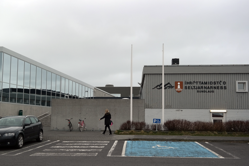 Like most municipals in Iceland, Seltjarnarnes has sports center