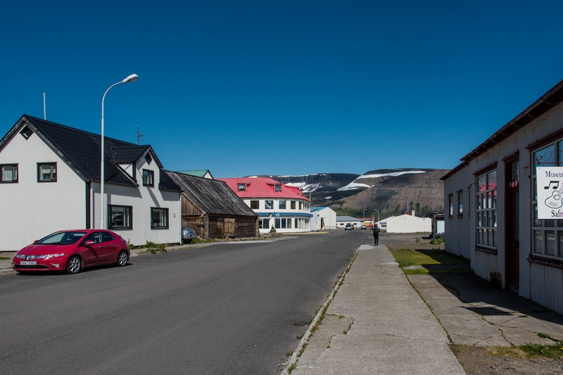 Þingeyri is a small village in the West Fjords in Iceland