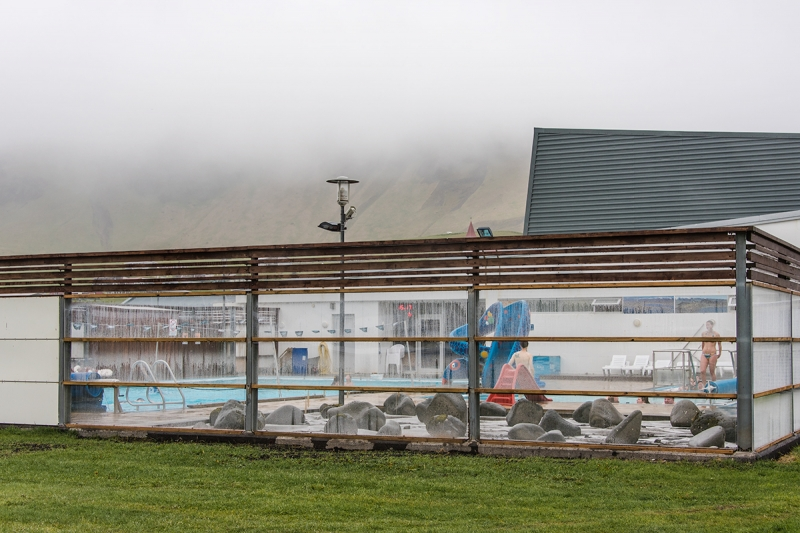 Like almost all towns and villages in Iceland, Vík has a swimming pool.