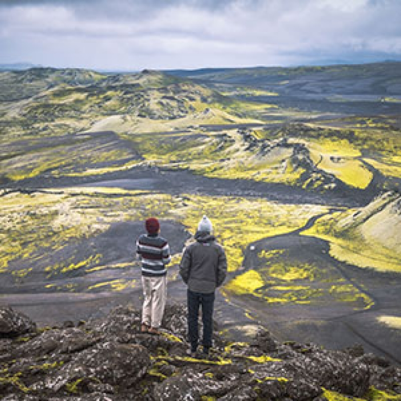 Global Warming and Climate change adventure tour in Iceland